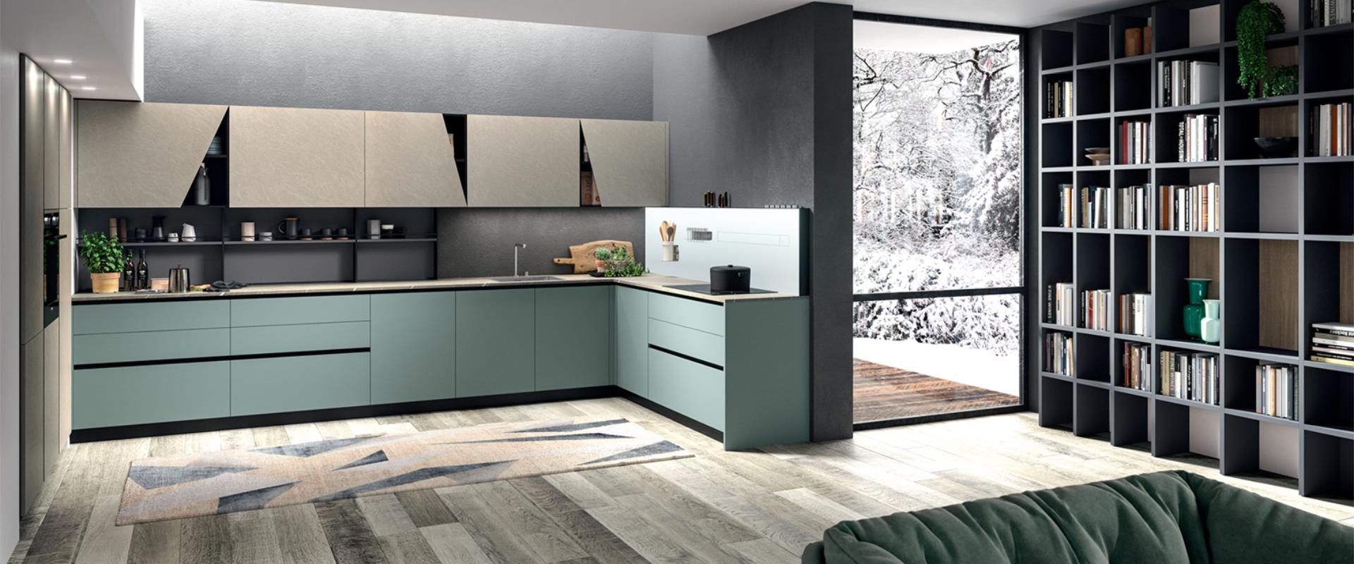 Cucine design cesena cucine moderne cesena - Cucina aran mia ...